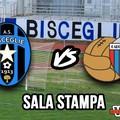 Sala stampa Bisceglie-Catania, Mancini: «Grande prova al cospetto della miglior squadra del campionato»