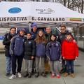 """La Polisportiva  """"Gaetano Cavallaro """" ai campionati italiani di ciclocross"""