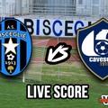 Bisceglie-Cavese 4-3, il live score