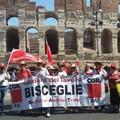 Cgil Bisceglie in piazza a Roma contro i nuovi voucher