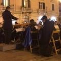 """Concerto di marce funebri della  """"Biagio Abbate """", una tradizione che si rinnova"""