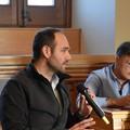 Peppo Ruggieri contrario all'installazione di una statua di Giovanni Paolo II in piazza Diaz