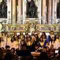 """Il coro  """"Nuova Orfeo Gospel Singers """" a Trani per un concerto di solidarietà"""