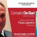 """Corrado De Bari presenta il suo libro  """"Le voci di dentro """""""