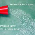 Al teatro don Sturzo torna il corso di dizione a cura di Tonio Logoluso