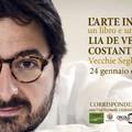 """Costantino D'Orazio presenta il libro  """"L'arte in sei emozioni """""""
