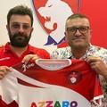 Danilo Danisi guiderà la Diaz nel prossimo torneo di Serie B