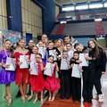 Samuel Venosi campione regionale di danza sportiva