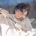 """Macboat, venerdì si svela l'opera  """"La palla di Apelle """" dell'artista Pietro De Scisciolo"""