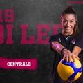 La Star Volley rafforza l'organico con la centrale Antonella Di Leo