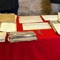 I Carabinieri ritrovano documenti antichi trafugati dall'Archivio Diocesano di Bisceglie