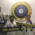 Futsal Bisceglie, i fratelli Domenico e Michelangelo Vestito per il settore giovanile