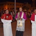 Rito di immissione canonica per don Nicola Maria Napolitano, nuovo parroco di San Vincenzo de' Paoli