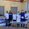 """Bisceglie Running dona un lettino al reparto di pediatria del  """"Vittorio Emanuele II """""""