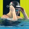 Elena Di Liddo terza al trofeo Settecolli nei 50 farfalla