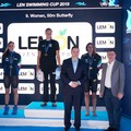 Due secondi posti per Elena Di Liddo in Lussemburgo