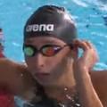 Europei, Elena Di Liddo supera le batterie dei 100 farfalla