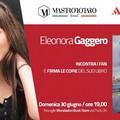 """Eleonora Gaggero incontra i fan e firma le copie del suo libro """"L'ultimo respiro"""""""