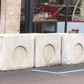 Enzo Di Pierro su jersey e blocchi di cemento da mesi fermi per le strade: «Monoliti di epoca moderna»