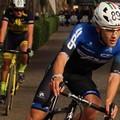 Ettore Loconsolo in maglia azzurra per la Coppa del Mondo di ciclocross