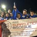 Euratletica si mette in evidenza ai campionati provinciali Cadetti