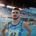 Eusebio Haliti riparte con un terzo posto agli assoluti nei 400 ostacoli