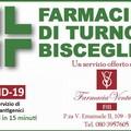Farmacie di turno dal 10 al 16 maggio