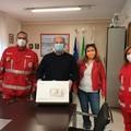 La Croce Rossa dona un ventilatore polmonare all'Asl Bt