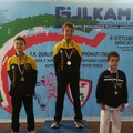 Federico Papagni qualificato per i campionati italiani di karate