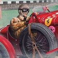 Ferrari e auto d'epoca a raduno nei luoghi più suggestivi di Bisceglie