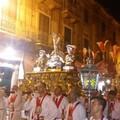 La solenne processione dei Santi Patroni per le vie di Bisceglie