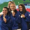 Fiamme Cremisi al campionato italiano a squadre di kata