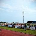 Grande entusiasmo al Ventura per i campionati provinciali di società Esordienti