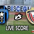 Bisceglie-Foggia 0-0, il livescore