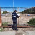 Deposito di rifiuti non autorizzato, 7 persone deferite e sigilli in via Gaetano Salvemini