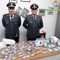 Fiamme Gialle in azione contro abusivismo e contraffazione