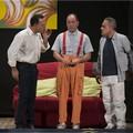 """Si ride in famiglia al teatro  """"don Luigi Sturzo """""""