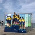 Due medaglie di bronzo per la Ludobike al Meeting nazionale Giovanissimi