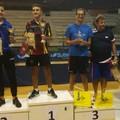 Giacomo Amati del Tennis Tavolo Dolmen sul podio a Lecce