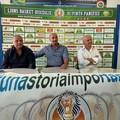 Presentato il nuovo coach dei Lions Gigi Marinelli