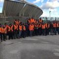 Gilet arancioni: «Ecco perché manifestiamo»