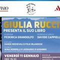 """Giulia Rucci presenta il libro  """"Alya'dorth """""""
