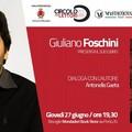"""Giuliano Foschini presenta il libro """"Ti mangio il cuore"""""""