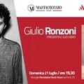 """Giulio Ronzoni presenta il libro  """"Generazione fuori luogo """""""