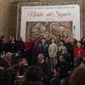 Happy singers sul palco delle Vecchie Segherie Mastrototaro