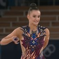 Olimpiadi, Alina Harnasko in finale nell'all-around di ginnastica ritmica