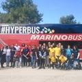 Biscegliesi nell'organizzazione dell'Hyperbus dell'associazione pugliesi a Milano