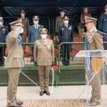 """Cambio al comando della Brigata  """"Pinerolo """""""