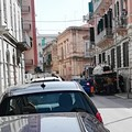Via Montegrappa: si intasano pozzetti della fogna nera, intervento dell'Aqp