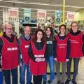 Successo per la raccolta Caritas nei supermercati